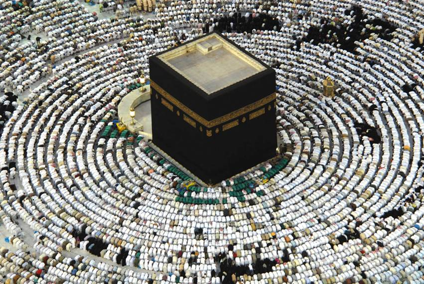 نماز و کعبه - نماز و جهت شناسی - کلام مطهر